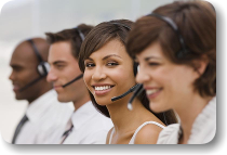 View available contact center representative positions with SST