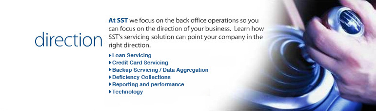 Sst Inc Excellence In Third Party Servicing